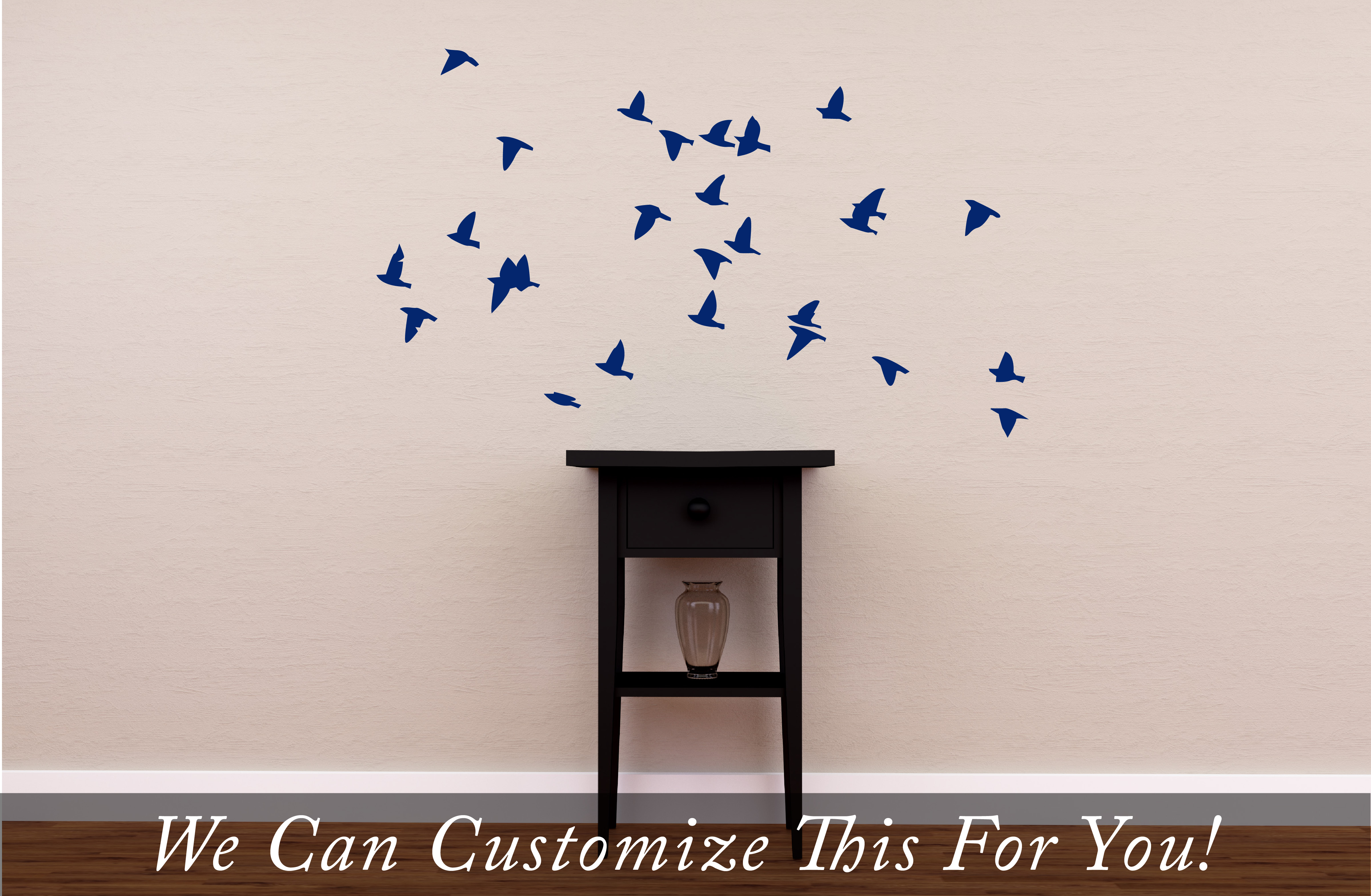 Bird flock flying in air and sky small set of 26 wall vinyl decal bird flock flying in air and sky small set of 26 wall vinyl decal stickers silhouettes 2039 amipublicfo Images