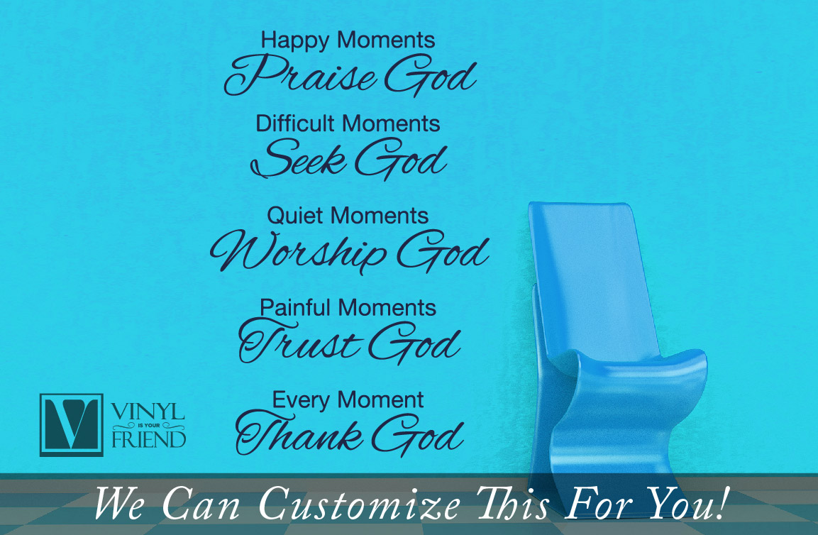 god wall decals