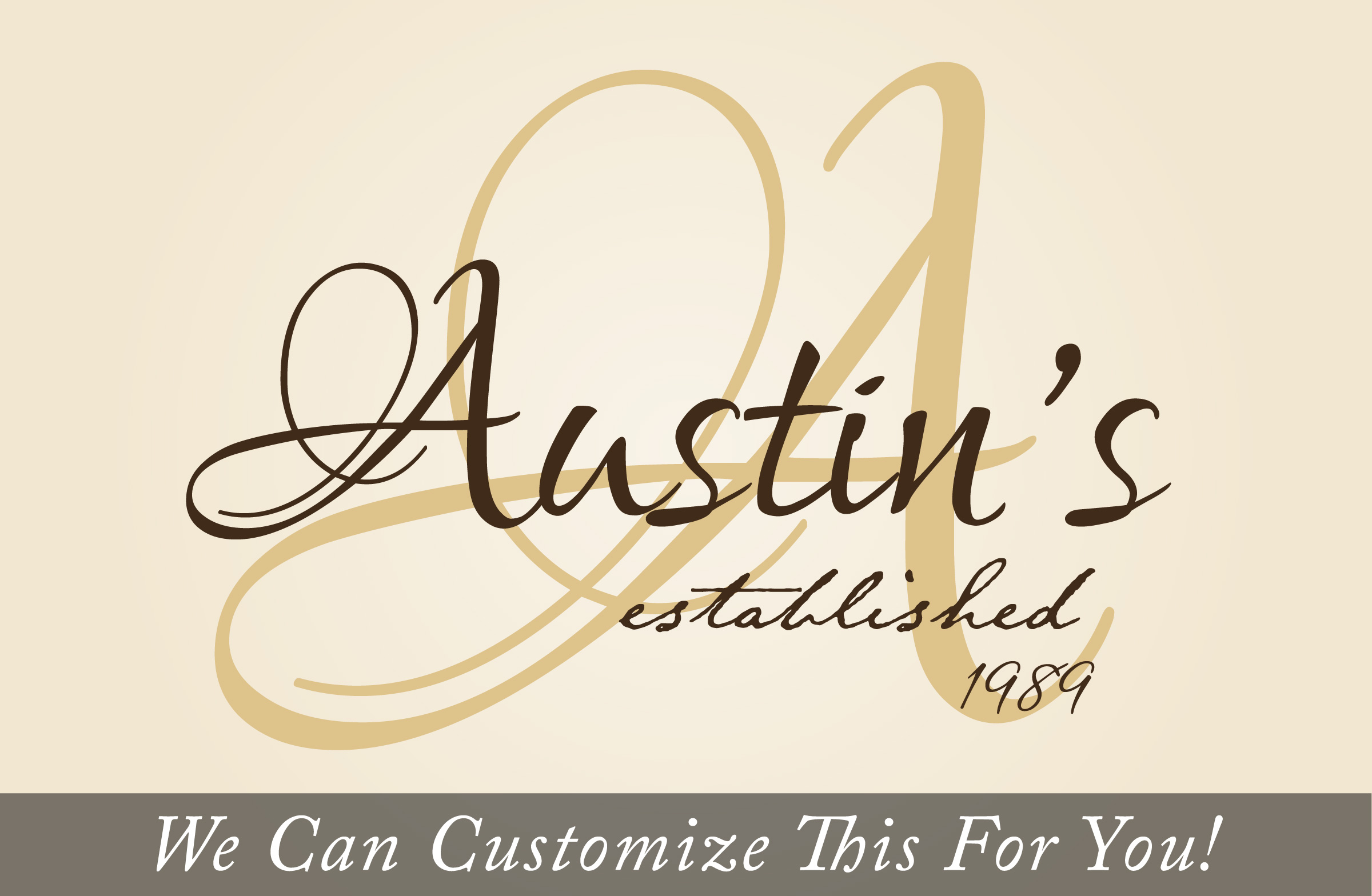 Family Name Custom Personalize With Fancy Flourishes And Text A - Custom wall vinyl lettering