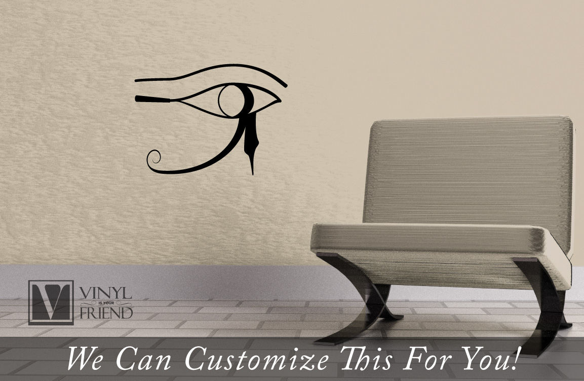 Eye Of Horus Right Eye Egyptian Gods Symbol Of Protection And Good